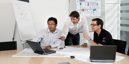 Field Network Design & Engineering - Our design and engineering services pave the way to success