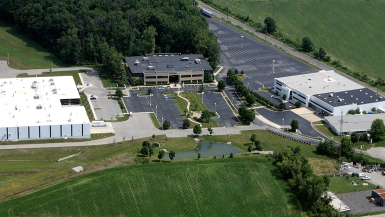 2010 Expansion aux Etats-Unis : sur le campus de Greenwood (Indiana)