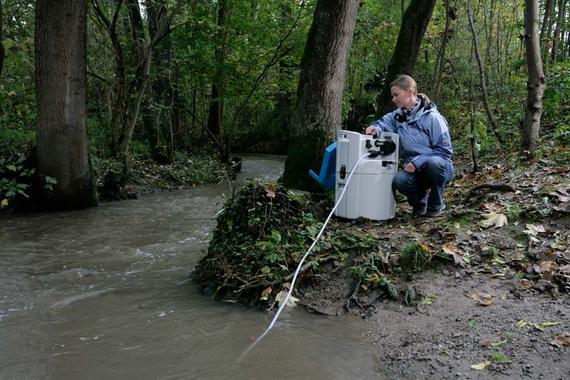 Watersysteem monitoring