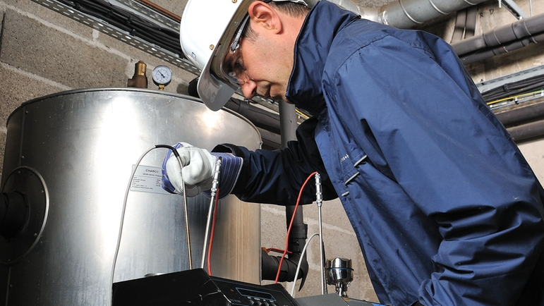 Calibration services according to your production schedule