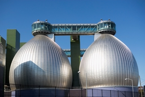 Efficient digester processes