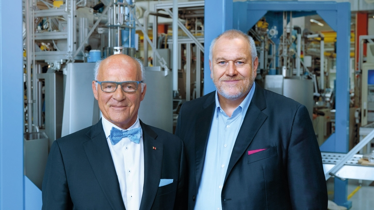 Klaus Endress and Matthias Altendorf 2019